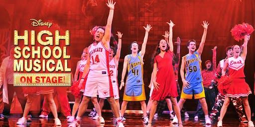 STARS Presents: High School Musical Cast B Saturday