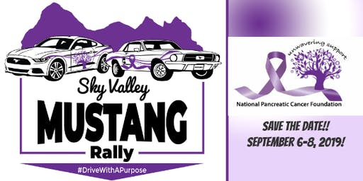 Sky Valley Mustang Rally