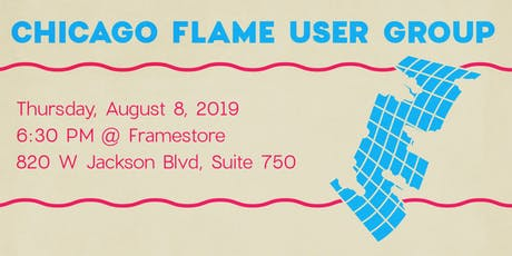 Chicago Flame User Group Summer 2019 tickets
