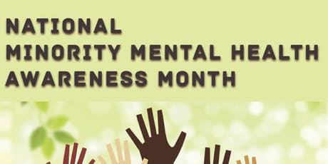 """""""Let's Talk About It!"""" Mental Health Awareness Event tickets"""