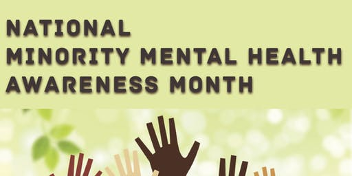 """""""Let's Talk About It!"""" Mental Health Awareness Event"""