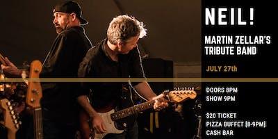 NEIL - Martin Zellar's Tribute Band