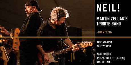 NEIL - Martin Zellar's Tribute Band tickets