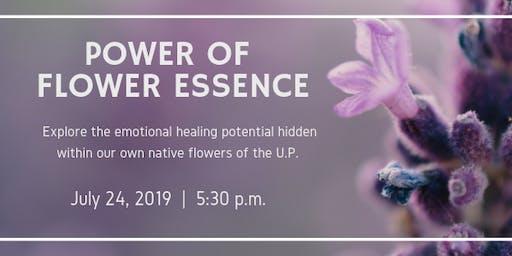 Power of Flower Essence