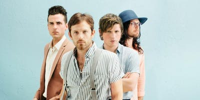 The Scissortail Park Grand Opening Concert featuring Kings of Leon