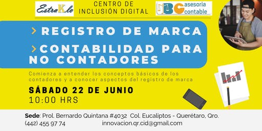 Registro de Marca & Contabilidad para No Contadores