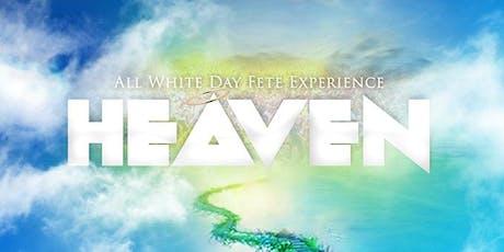 I AM SOCA DMV: Heaven tickets
