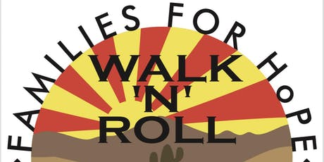 HoPE Walk 'N' Roll tickets