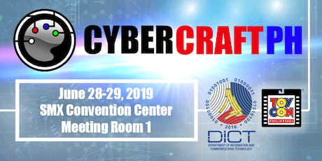 CyberCraft Philippines Conference tickets