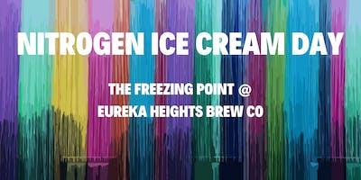 Nitrogen Ice Cream Day