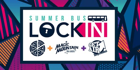Bus Lock-In tickets