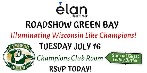 Elan's Roadshow - Green Bay