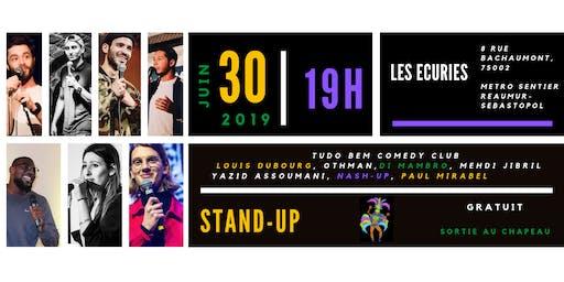 Tudo Bem Comedy Club #1 // HUMOUR, STAND-UP