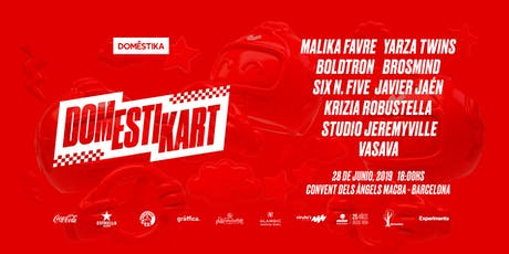 Domestikart. El circuito creativo tickets
