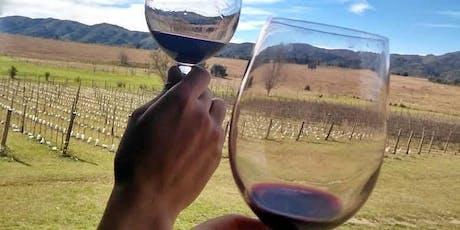 Wine Tour Calamuchita 13 de julio entradas