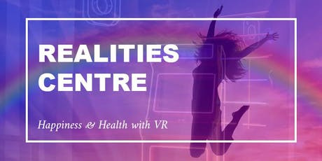 Hacking Happiness and Health with Virtual Reality tickets