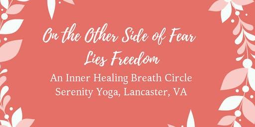 Inner Healing Breath Circle - Lancaster, Virginia