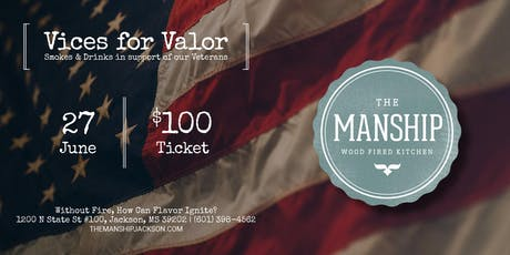 Vices For Valor tickets