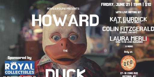 Movies R Dumb Presents Howard The Duck