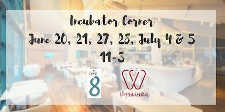 #FutureofWorkHK Cafe 8 x HKM Incubator Corner tickets