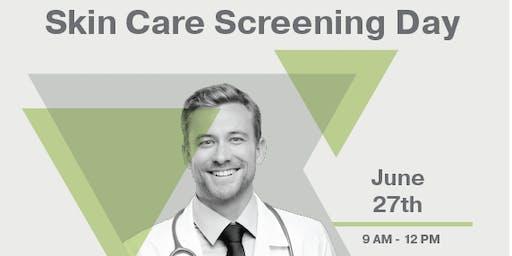 Skin Care Screening Day