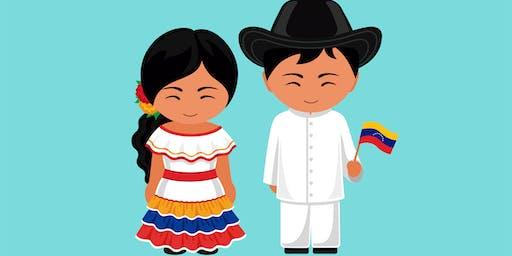 Tradiciones Musicales: El Sebucan Venezolano