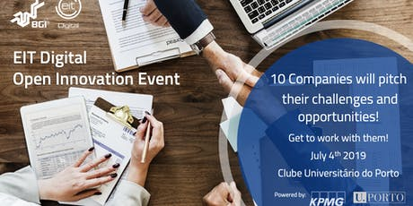 EIT Digital Open Innovation Event tickets