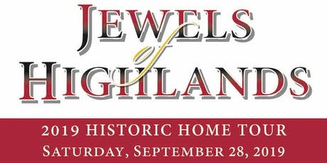 Jewels of Highlands Home Tour 2019 tickets