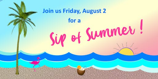 Sip of Summer with Contact 211