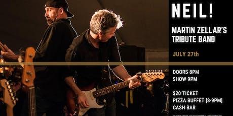 NEIL! Martin Zellar's Tribute Band tickets