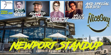 Newport Stand Up - Comedy tickets
