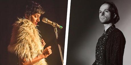 "Samita Sinha & Grey Mcmurray ""Anonymous Light"" tickets"