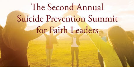United in Hope: Suicide Prevention Summit for Faith Leaders tickets
