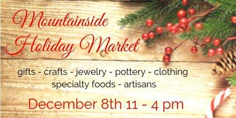 Holiday Mountianside Market tickets