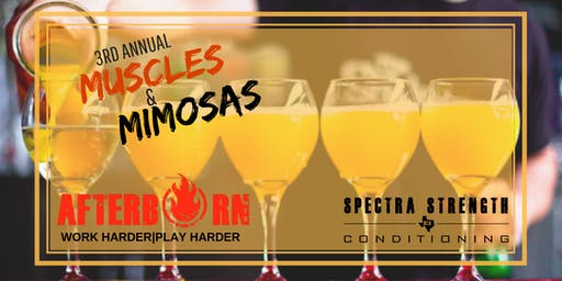 3rd Annual Muscles & Mimosas