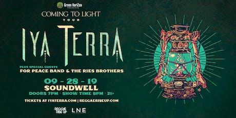 Iya Terra tickets