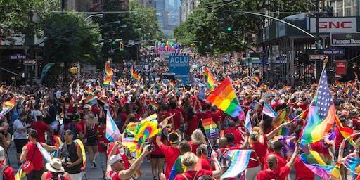 World Pride March (Double Decker Bus)