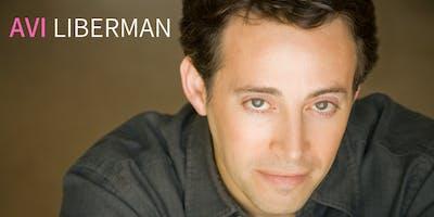 Avi Liberman - Comedian - Jewish Federation NEPA 2020 UJA Campaign Event