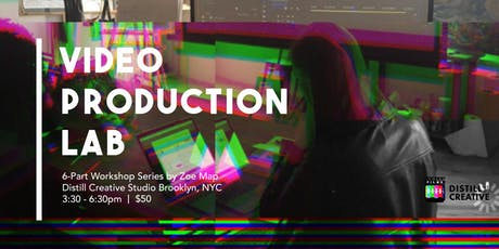 Video Production Lab: Take 3 tickets