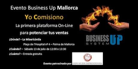 Evento Business Up Palma de Mallorca entradas
