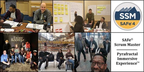 SAFe® Scrum Master w/ IMMERSIVE, Dearborn, Detroit, MI (9/25-9/27) tickets