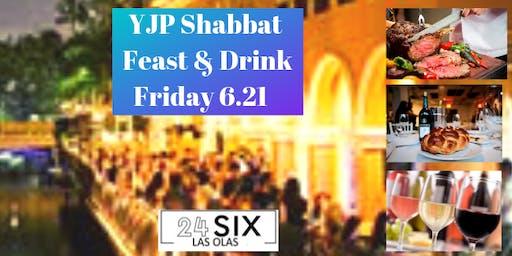 YJP Shabbat Feast & Drink