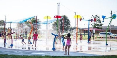Sunrisers Connection: Maize Splash Pad