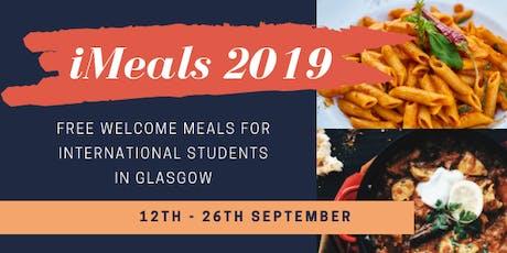 iMeals Glasgow 2019 tickets