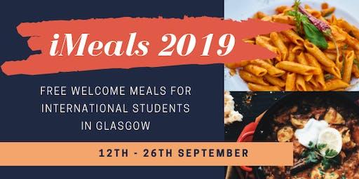 iMeals Glasgow 2019