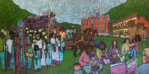1874 School Day: Community Mural Unveiling