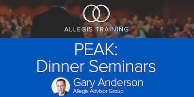 PEAK: Seminars