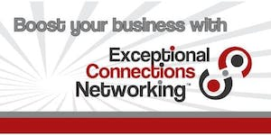 Exceptional Connections August Networking Luncheon feat...