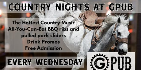 Country Night at GPub tickets