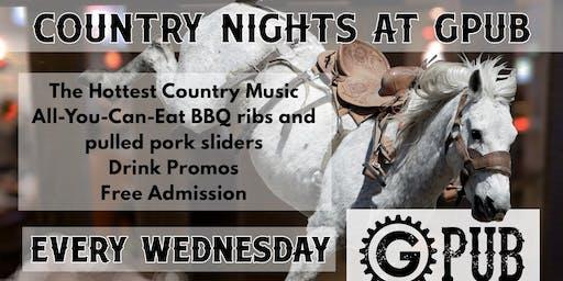 Country Night at GPub